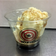 June 7-8 vs. Oakland Athletics: Maple Macadamia Nut: Toasted macadamia nut pieces and drizzled with maple syrup
