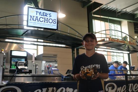 Tyler's Nachos